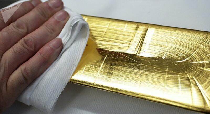 """Flambée de l'or : """"les investisseurs s'inquiètent de la planche à billets"""""""