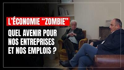 """Injection massive de liquidités et """"zombification"""" de l'économie"""