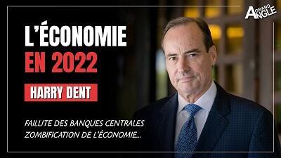 Harry Dent : faillite des banques centrales et zombification de l'économie