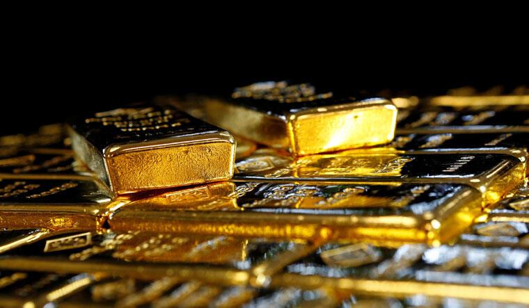 L'or reprend des couleurs après son plus mauvais premier trimestre depuis 1982