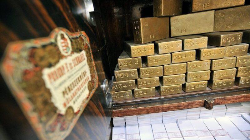 La Banque centrale hongroise triple ses réserves d'or à 94,5 tonnes