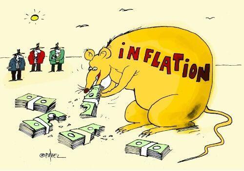 Les premiers signes du retour de l'inflation