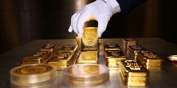 """Considérations sur l'or, la """"relique barbare"""""""