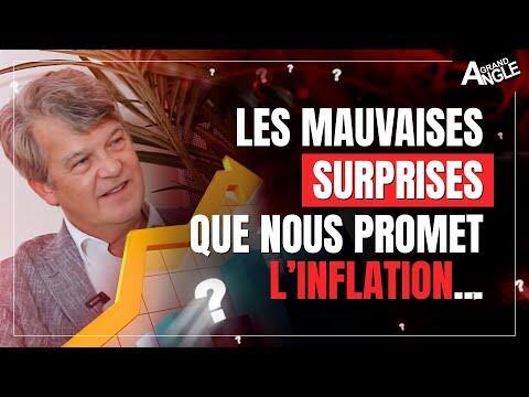 L'inflation est là pour durer et nous réserve encore de mauvaises surprises