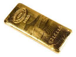 Lingot d'or  1 kilogramme - Johnson Matthey