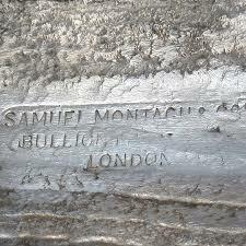 Lingot d'argent  1000 onces - Samuel Montagu & Co Ltd