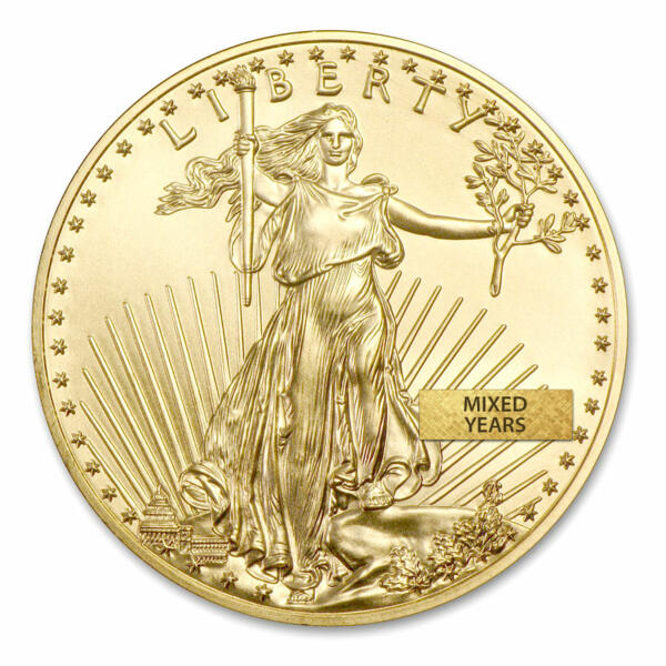 American Eagle or 1 once - US Mint