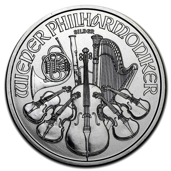 Philharmonique argent 1 once - Monster box de 500 - 2016 - Austrian Mint