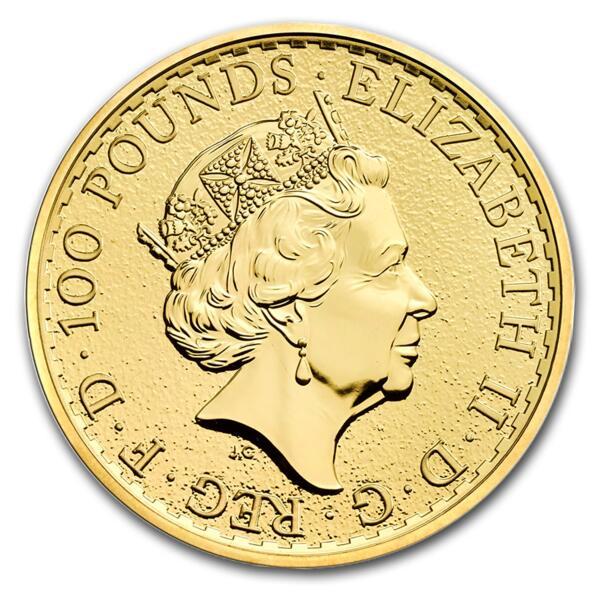 Britannia or 1 once - Pack de 10 - 2017 - The Royal Mint