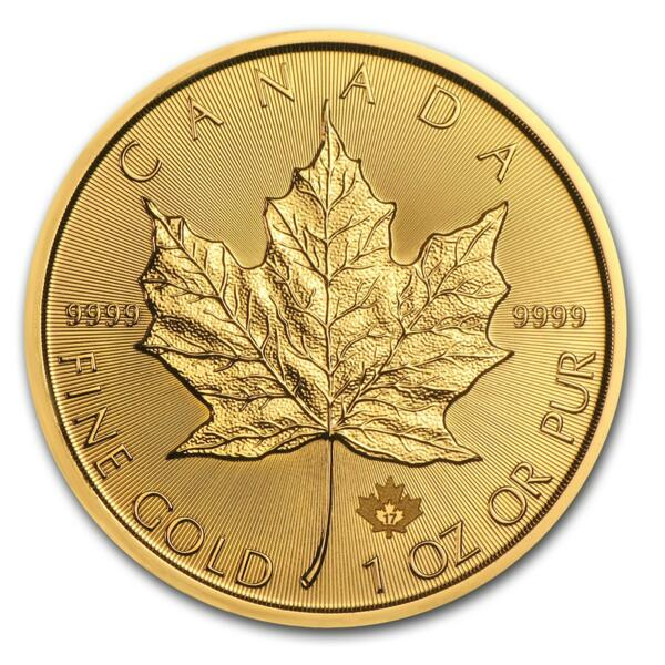 Maple Leaf or 1 once - Pack de 10 - 2017 - Royal Canadian Mint