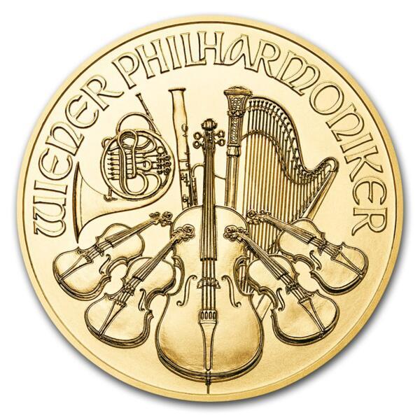 Philharmonique or 1 once - Pack de 10 - 2018 - Austrian Mint