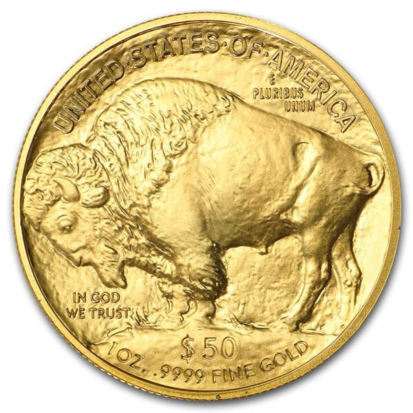 Buffalo or 1 once - Pack de 10 - 2018 - US Mint