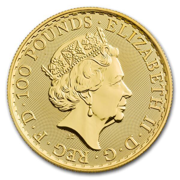 Britannia or 1 once - Pack de 10 - 2018 - The Royal Mint