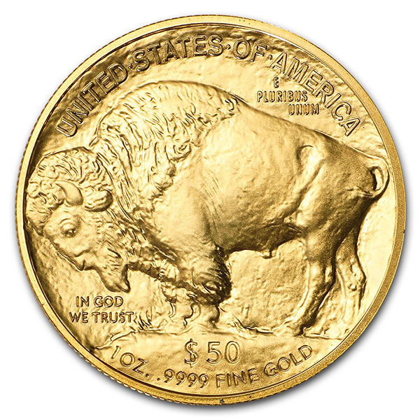 Buffalo or 1 once - Pack de 10 - 2019 - US Mint