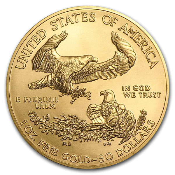 American Eagle or 1 once - Pack de 10 - 2020 - US Mint