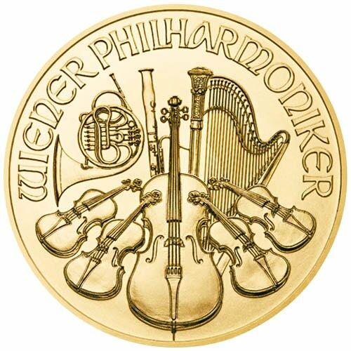 Philharmonique or 1 once - Pack de 10 - 2021 - Austrian Mint