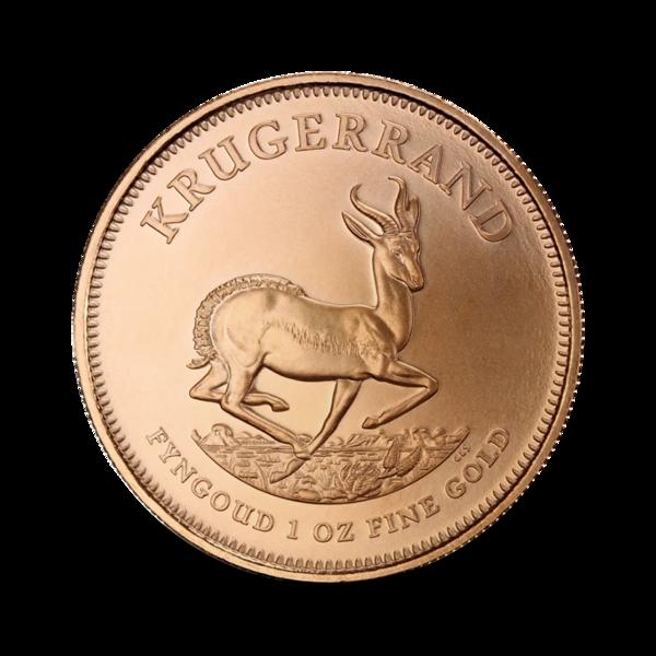 Krugerrand or 1 once - Pack de 10 - 2021 - South African Mint