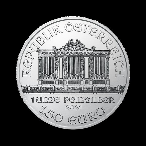 Philharmonique argent 1 once - Monster box de 500 - 2021 - Austrian Mint