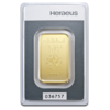 Lingot d'or  20 grammes - Heraeus