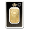 Lingot d'or  1 once - Royal Canadian Mint