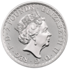 Britannia argent 1 once - Monster box de 500 - 2020 - The Royal Mint