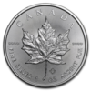 Maple Leaf argent 1 once - Monster box de 500 - 2019 - Royal Canadian Mint