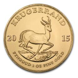 Krugerrand or 1 once - Pack de 10 - Année mixte - South African Mint
