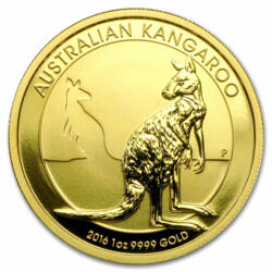 Kangourou or 1 once - Pack de 10 - 2016 - Perth Mint