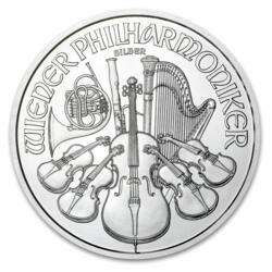 Philharmonique argent 1 once - Monster box de 500 - 2015 - Austrian Mint
