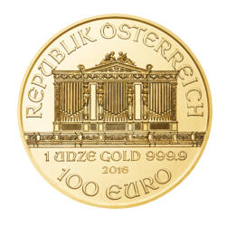 Philharmonique or 1 once - Pack de 10 - 2016 - Austrian Mint