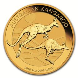 Kangourou or 1 once - Pack de 10 - 2018 - Perth Mint