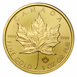 Maple Leaf or 1 once - Pack de 10 - 2021 - Royal Canadian Mint