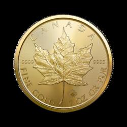 Maple Leaf or 1 once - Pack de 10 - 2021 - Royal Canadian Mint