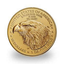 American Eagle or 1 once - Pack de 10 - 2021 - US Mint