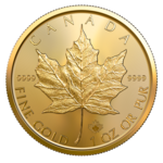 Maple Leaf or 1 once - Pack de 10 - 2020 - Royal Canadian Mint