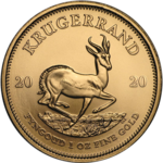 Krugerrand or 1 once - Pack de 10 - 2020 - South African Mint