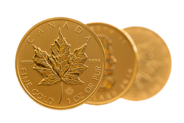 Pièce d'or Maple Leaf